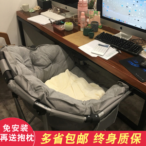 简约现代折叠懒人沙发椅宿舍躺椅