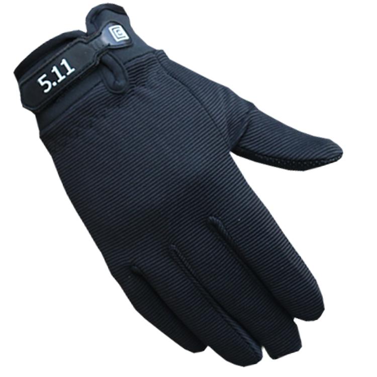 韩版511防晒防滑户外半指手套男士薄款开车战术健身运动全指手套