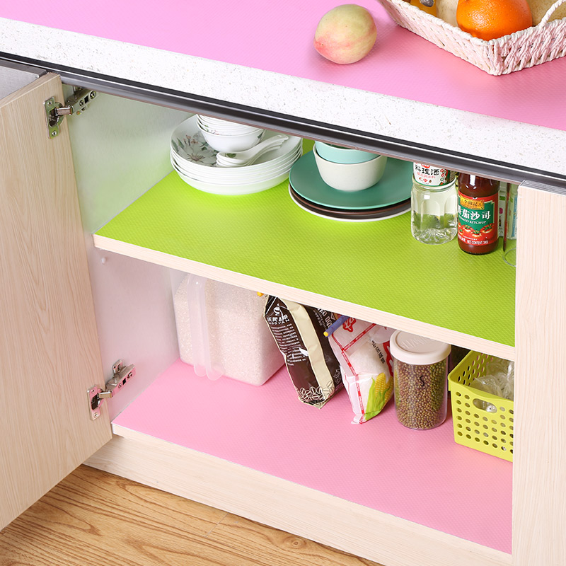 Household drawer damp proof pad can be cut and thickened, kitchen cabinet, wardrobe, drawer pad, bathroom cabinet, shoe cabinet, waterproof and dustproof pad