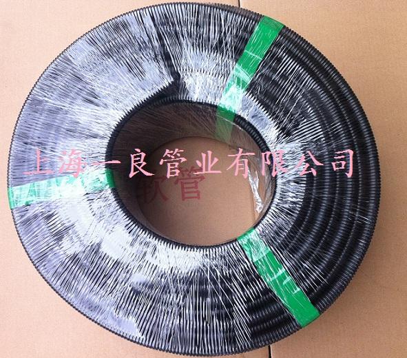 塑料波纹管PE软管聚乙烯软管京生pp pa尼龙软管可开口可阻燃