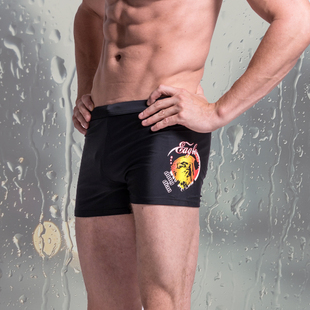 Figure excellent sport 2013 new Fixed Point Men s swimming trunks boxer swim trunks XL thickening equipment