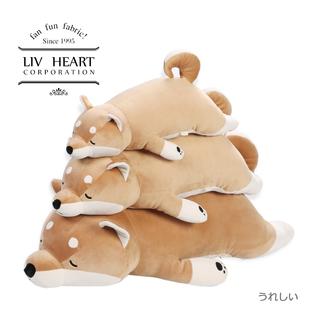 毛绒玩具公仔呆萌柴犬狗玩偶可爱抱枕娃娃生日情人节礼物卡小姐
