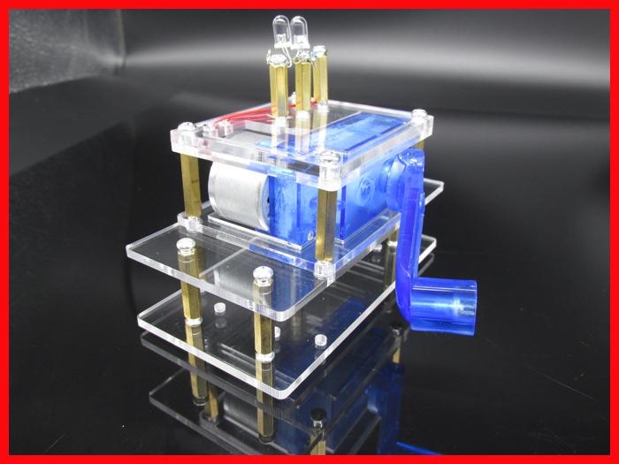 Малые и микро-ручные генераторы Наука и техник эксперимента электронных поделок производства изобретения аварийного источника