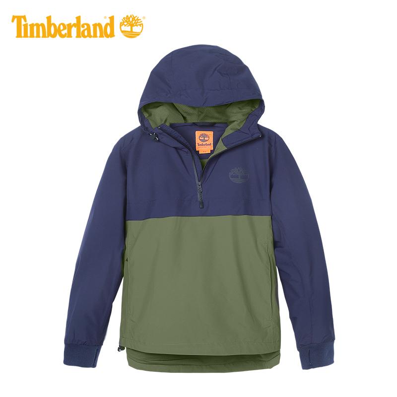 Timberland/ добавлять кипарис дымка мужской 17 зимой SLS для предотвращения ветровой вода полу-молния закрытый пальто |A1L9T
