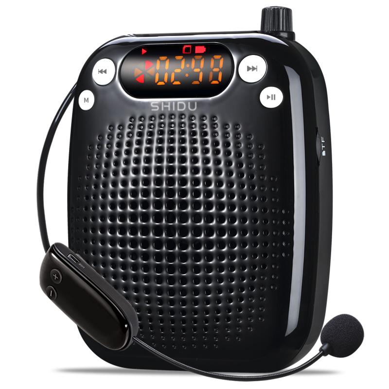 十度 S611 無線UHF小蜜蜂擴音器教師 教學大功率導遊腰麥喇叭