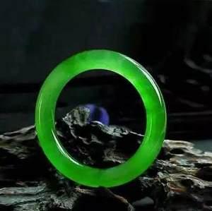 幸福珠宝缅甸玉石翡翠a货直播冰种翡翠老坑帝王绿