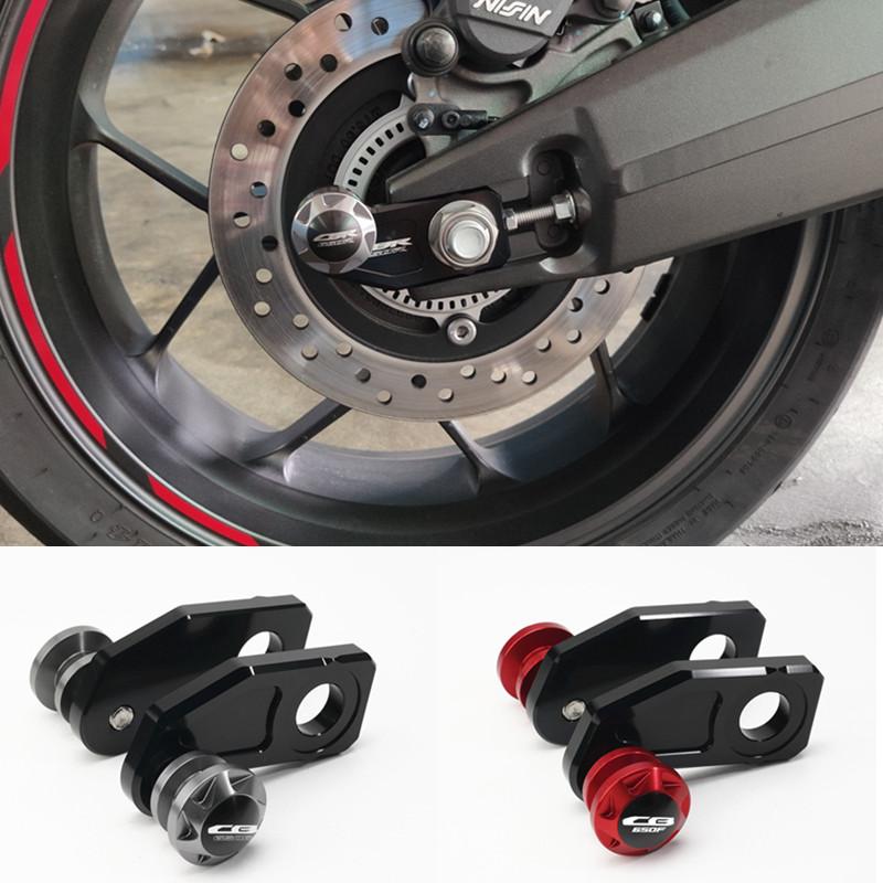 MOWOK摩托车CBR650R CB650R CB650F CBR650F改装起车螺丝钉起车码图片