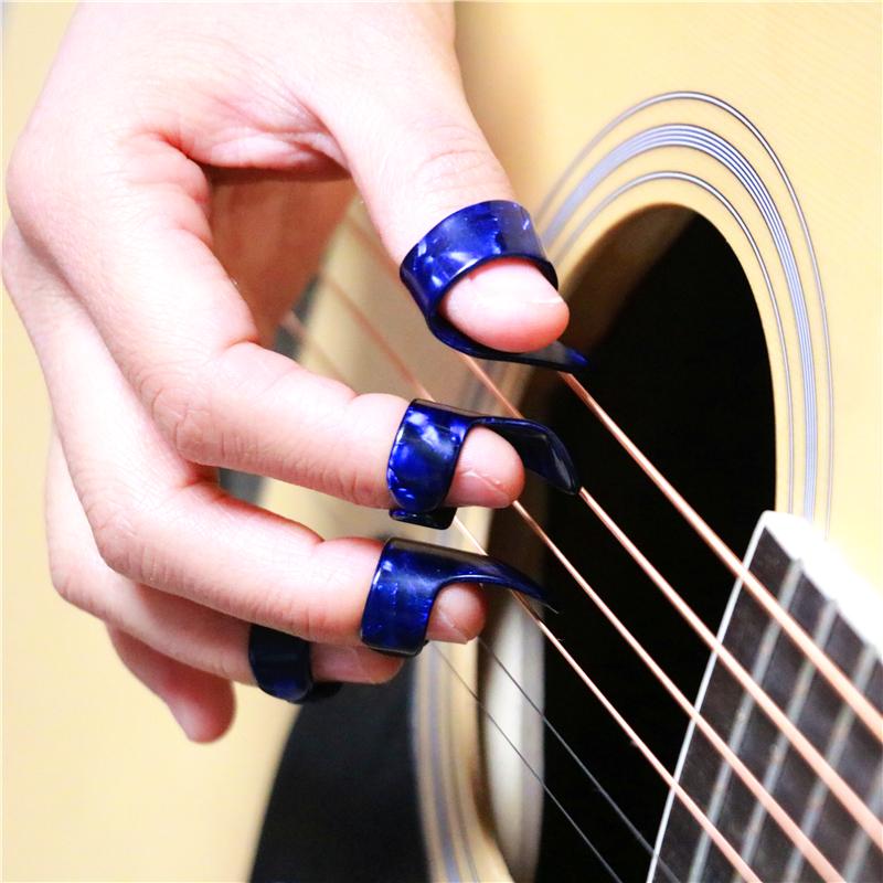 Гитара весла finger наборы весла палец бомба особенно керри в большой палец руки весла баллада бакелит еда палец в палец бомба лист