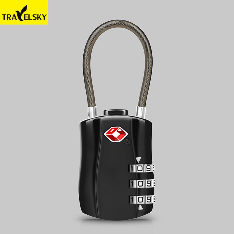 Из страна таможенные замок tsa пароль замок род коробки пакет чемодан противоугонные замки проверить через закрыть багажник замок