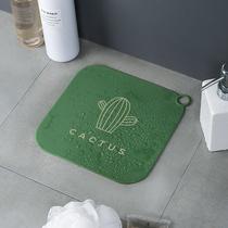 地漏盖子防臭垫密封正方形通用厨房卫生间厕所下水道硅胶水塞地塞