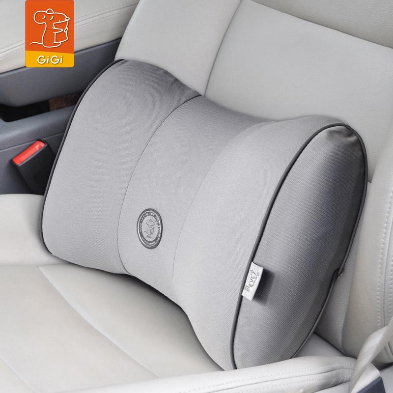 GiGi腰靠慢回弹海绵靠垫汽车坐垫靠背垫腰座椅驾驶员护腰四季通用