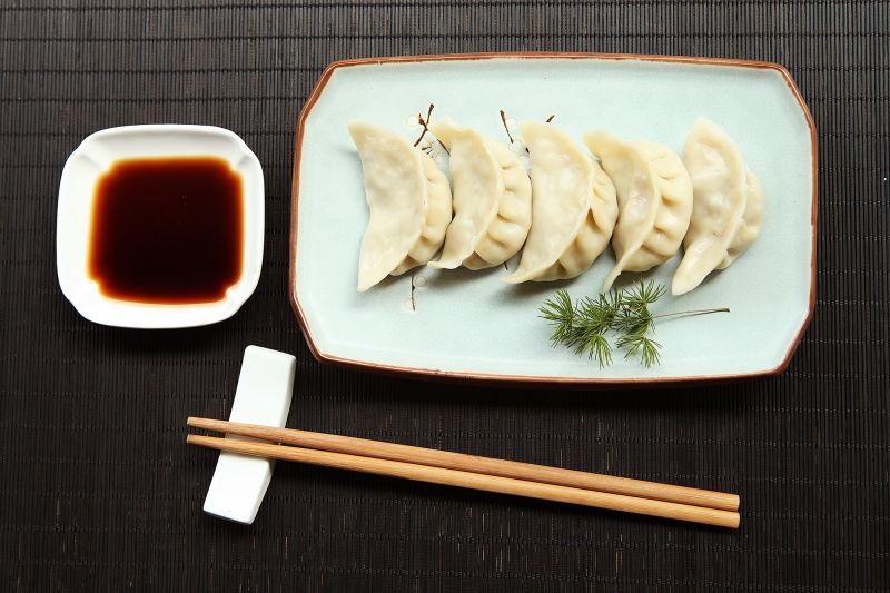 纯素香菇蔬菜水饺300g*5包早餐煎饺蒸饺馄饨面点速冻饺子妙洁盛世