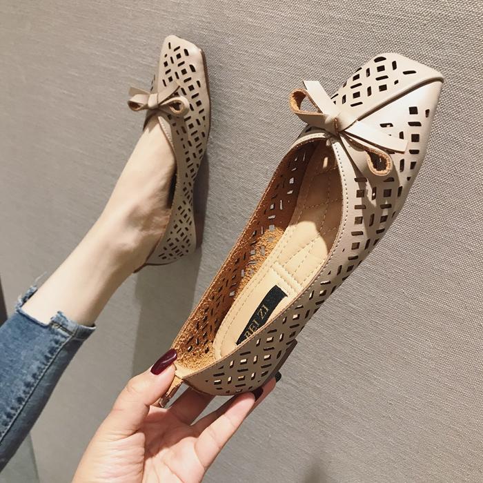 (用1元券)欧美风春夏季2019新款女鞋子凉鞋