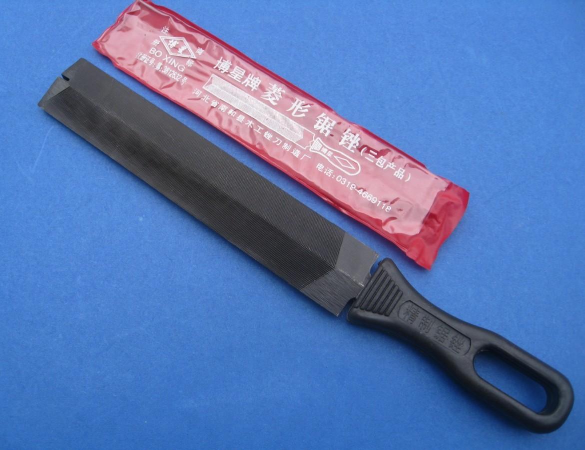 伐锯锉 菱形锯锉 整形锉 伐锯锉刀 锉 模型锉 手工锉  菱形锉