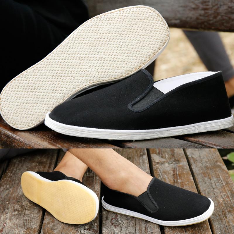 泰和源老北京休闲棉布鞋