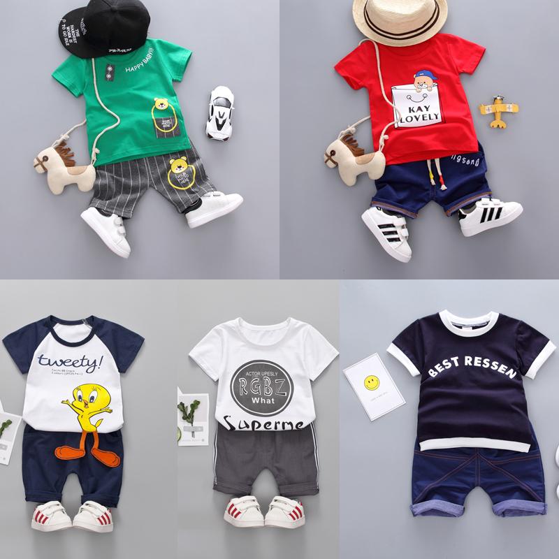 儿童套装夏季
