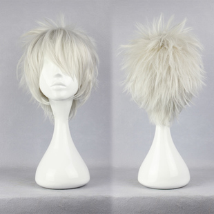 Name COSer Cosplay Wig tutor white Lan Jiesuo Death White Ichigo