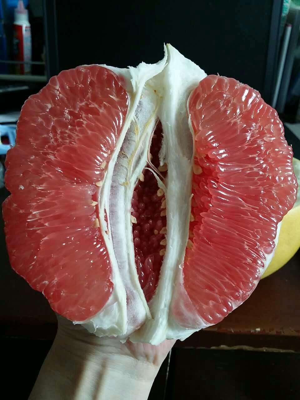 现货现发 福建平和�g溪红心红肉蜜柚 新鲜水果管溪柚子5斤装包邮
