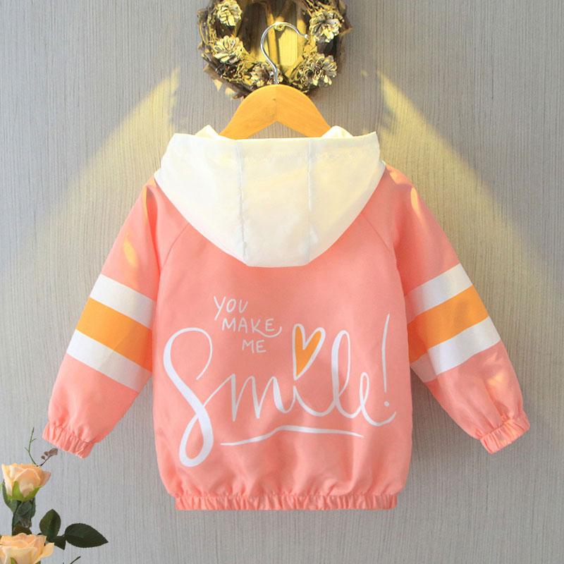 女童外套春秋2020新款儿童春装薄款中大童百搭超洋气时髦棒球服潮图片