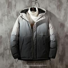 电商A016-1-1993 P120 2019冬季新款棉服外套男青年短款保暖棉衣