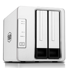 TERRAMASTER Tieweima F2-210 Household Nas Storage Network Memory Server Cloud Storage Private Cloud 2 Disk