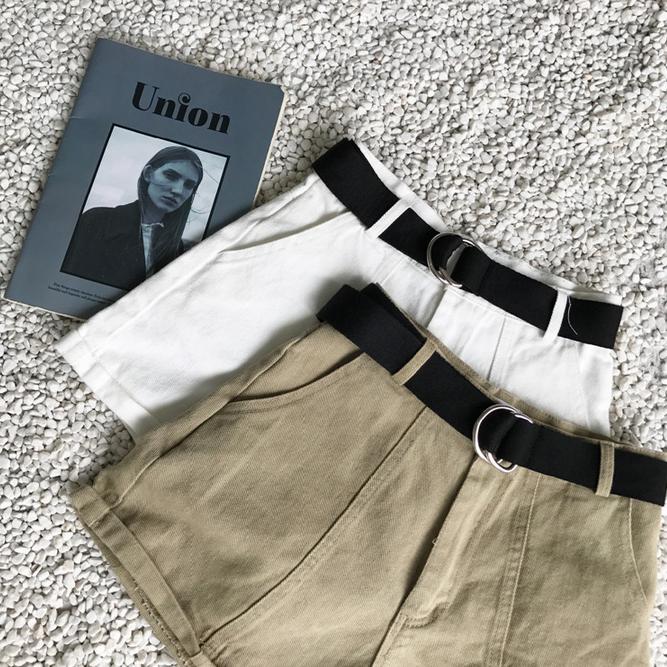 女装短裤夏