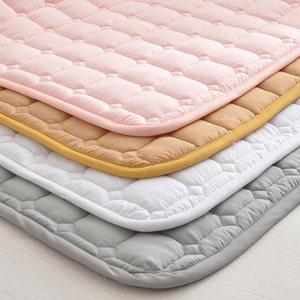 床垫软垫床铺垫子1.8m保护垫薄款铺床被垫褥订做床褥子垫防滑x2.0