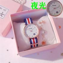 年新款正品石英表简约防水时尚优雅女士手表罗西尼手表女19818574