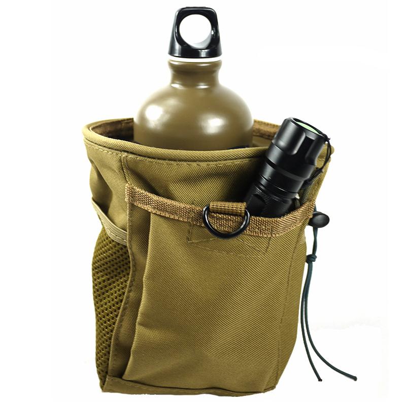 MOLLE маленький мешок для восстановления пакет аксессуар пакет Сумка для хранения мешка для пыли пакет Открытый чайник пакет