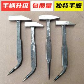 鋁膜專用工具鋁模錘子專業呂模特種鈑金錘鴨嘴錘鐵錘鋁木全套大全圖片