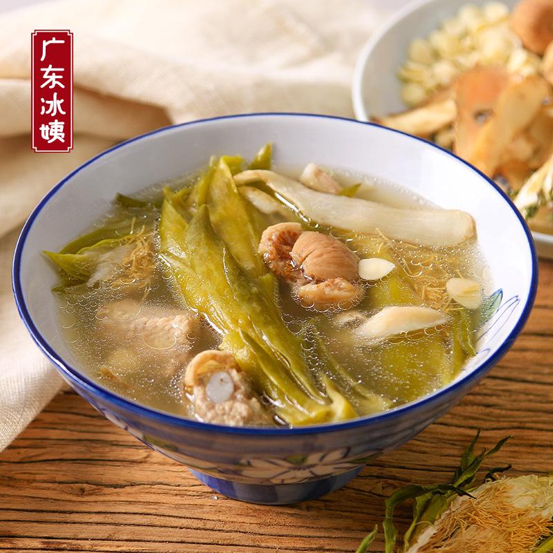 Лед тетя питать заполнить горшок суп материал гуандун суп материал упаковки старый пожар лян суп повелитель цветок медицина еда здравоохранения тушеное мясо суп