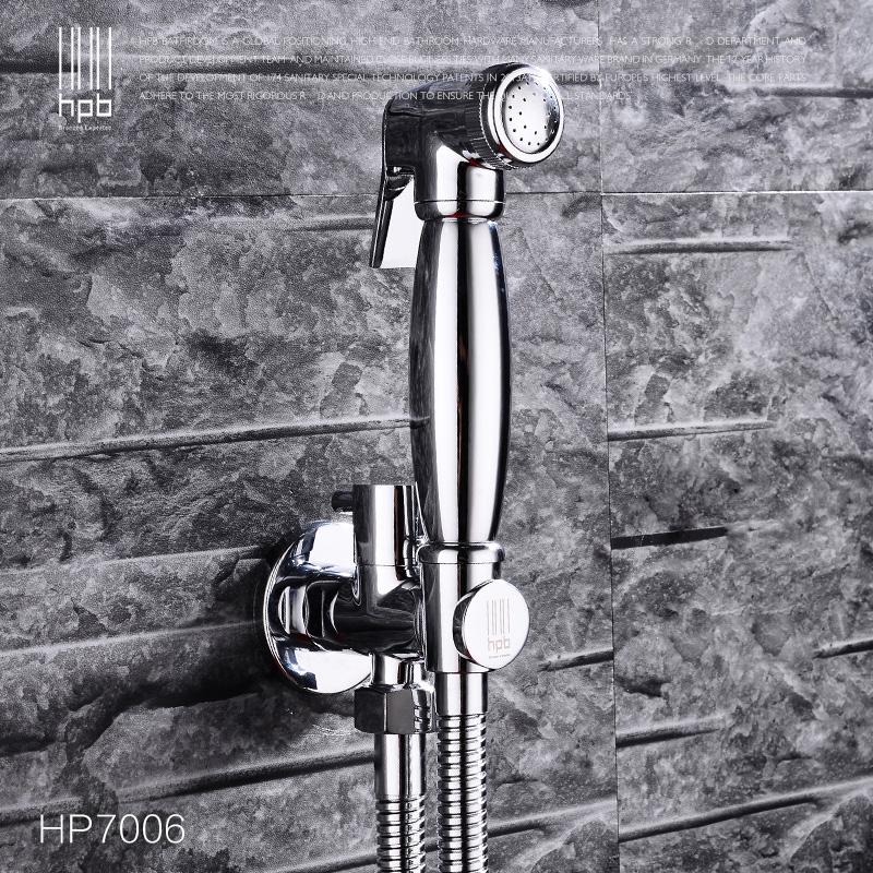 漢派全銅衝洗潔身淨身器龍頭婦洗器噴頭陰道私處增壓馬桶噴槍7006