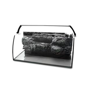 小型创意鱼缸 生态鱼缸水族箱 迷你水草造景鱼缸 金鱼 热带鱼鱼缸