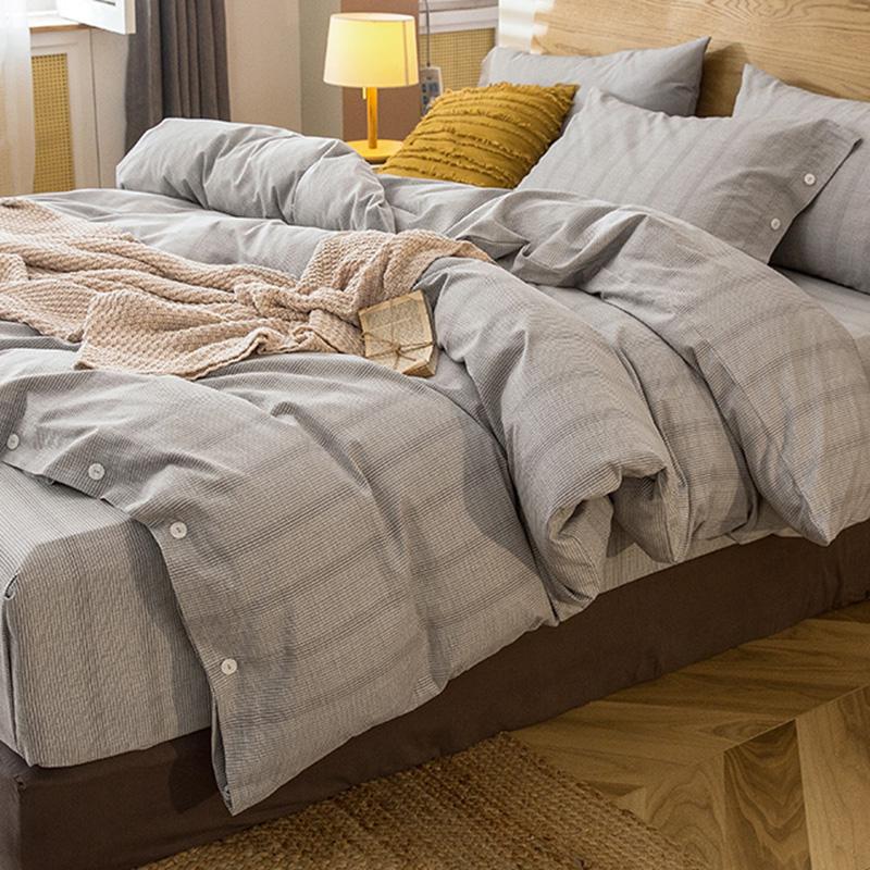 床上用品四件套100春夏天欧式床单质量可靠吗