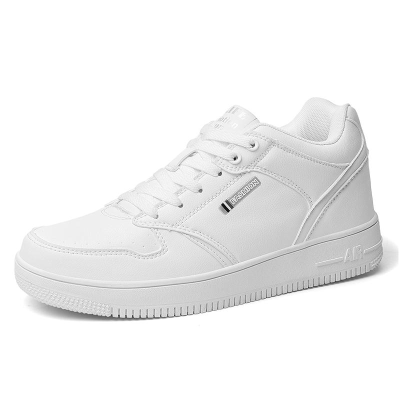【品质好货】韩版百搭隐形内增高男鞋