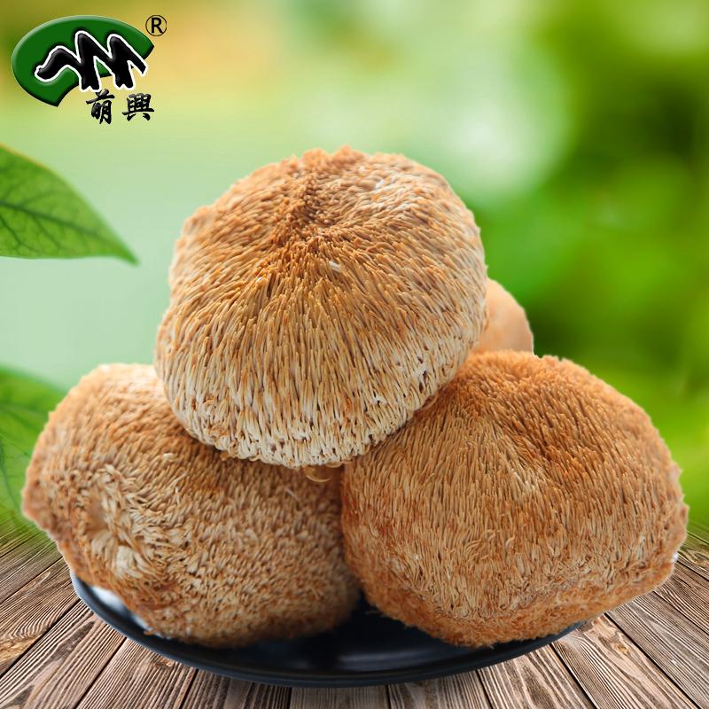 萌兴猴头菇干货云南丽江深山猴菇土特产食用菌粉蘑菇煲汤食材250g