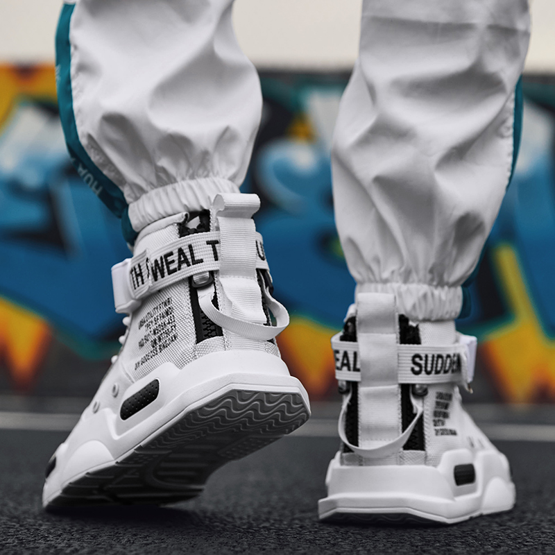 2021 spring AJ high top shoes for junior high school students