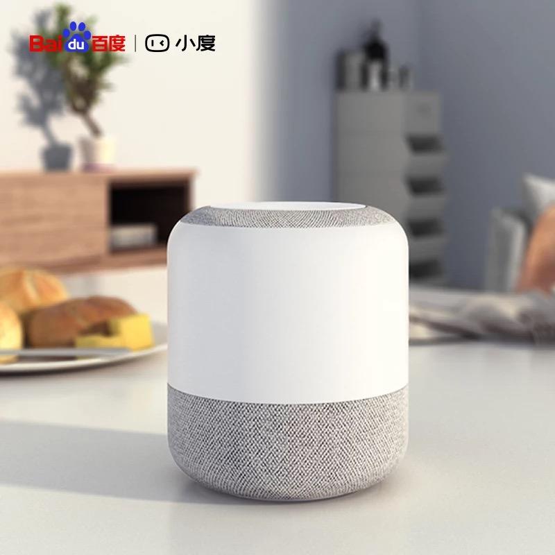 小度XDH-01-A1智能蓝牙音箱响ai声控机器人百度家用无线助手精灵2(用1元券)