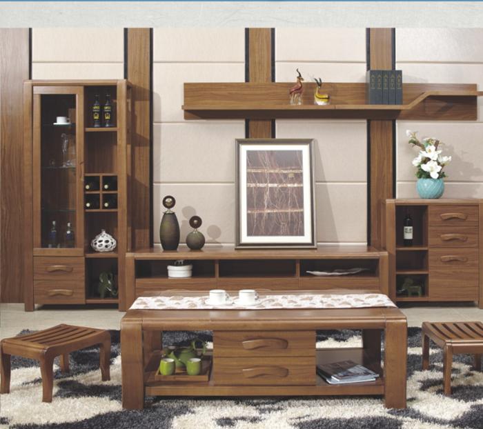 香港皇朝家私乌金本色系列正品M6J102客厅实木茶几M6JR01茶几凳