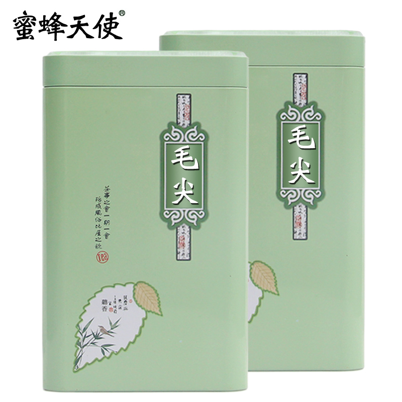 Buy 1 hair 2 tea green tea 2020 new tea Maojian Xinyang new tea Maojian super bulk buds 500g in total