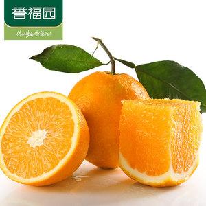 【誉福园】湖北特产纽荷尔现摘新鲜水果橙子应季脐橙9斤装