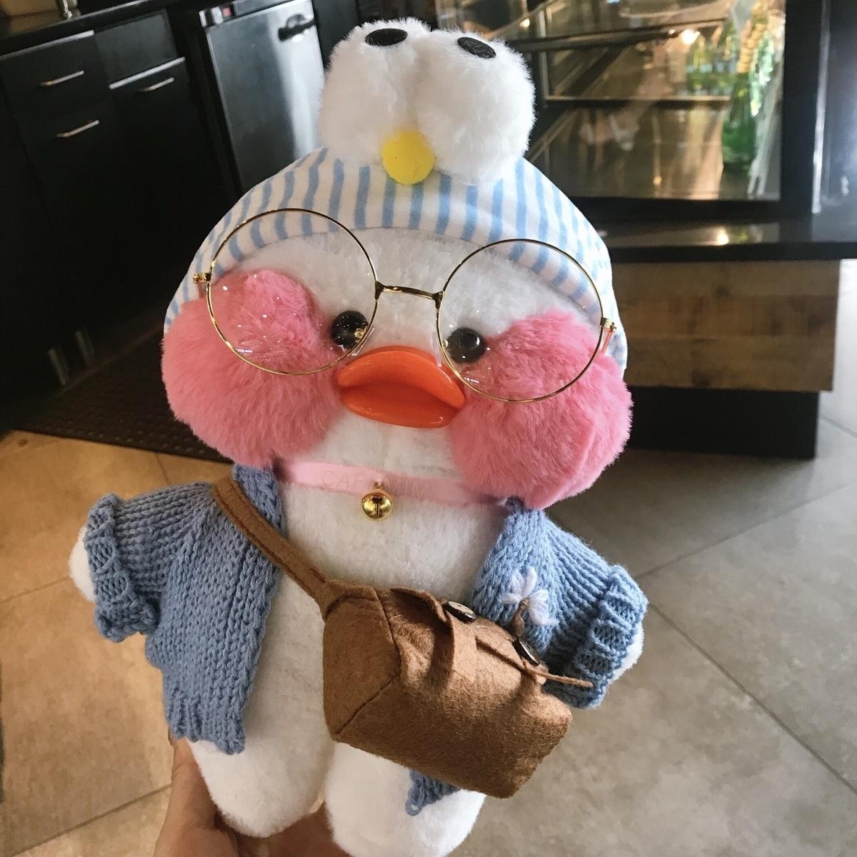 网红玻尿酸鸭小黄鸭子ins公仔毛绒玩具玩偶生日少女心礼物女娃娃20.00元包邮