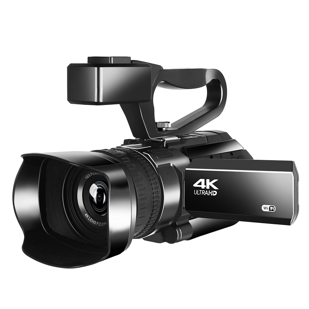 Komeryrx100 new handheld HD digital camera 4K conference video recorder