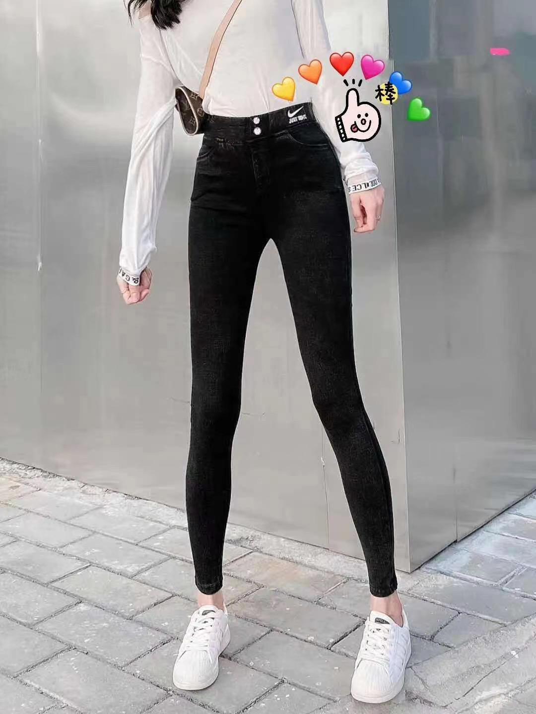 Xiao Xiao womens PANTS LEGGINGS women wear spring and autumn tight high waist elastic thin, not pilling, not silk leggings