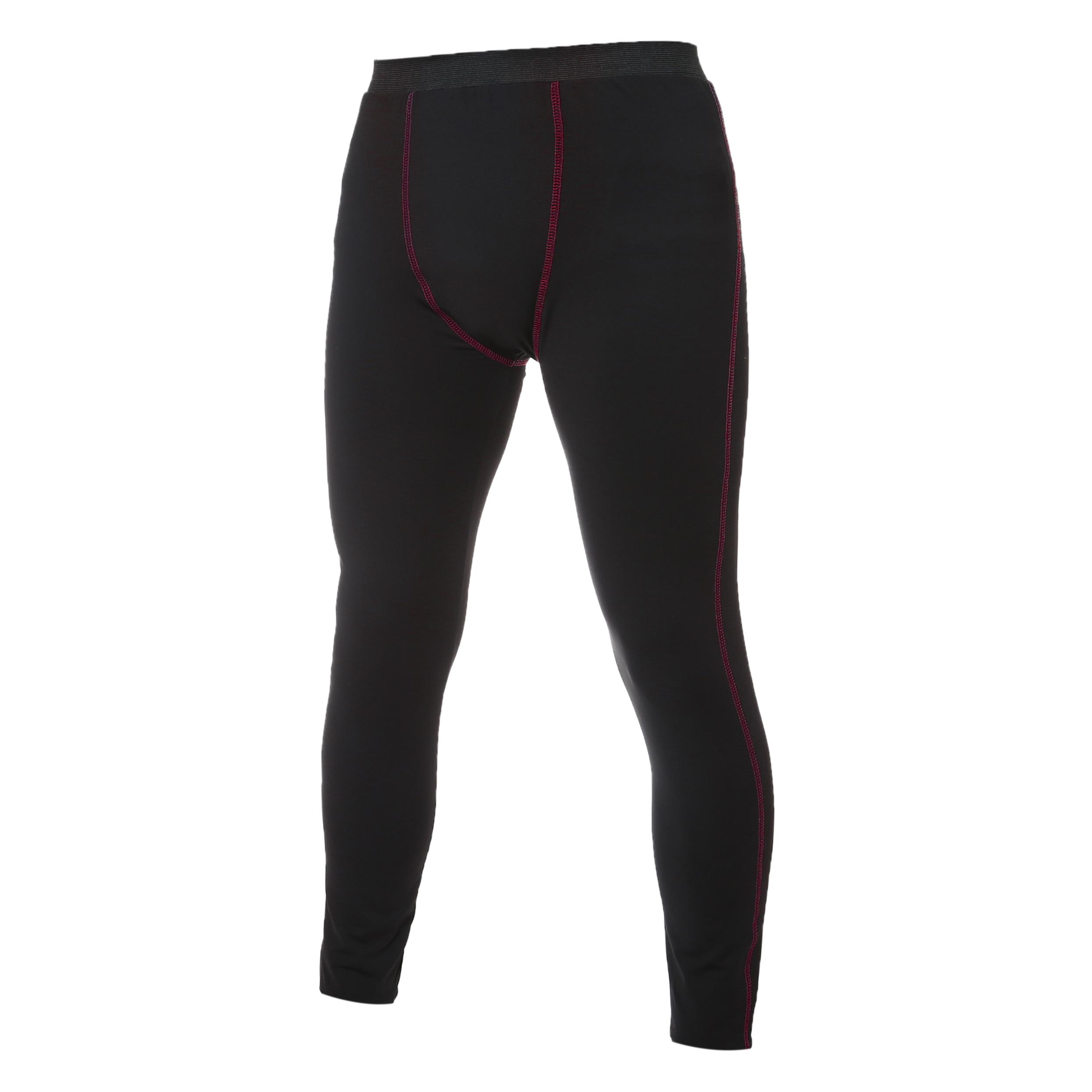 新款 男士运动紧身裤 男训练健身裤跑步压缩裤速干7405-P25