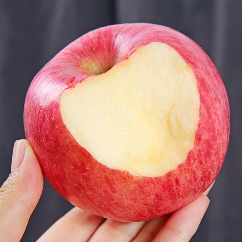 苹果水果新鲜当季带箱10斤脆甜非陕西红富士冰糖心甘肃环县苹果