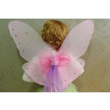 ウエディングドレスパーティー・パフォーマンス・パフォーマーハロウィンエルフの衣装蝶の羽の子供たちの小道具(ブティック)