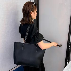 RS9147#托特包洋气单肩大包包女气质手提包百搭大容量时尚包