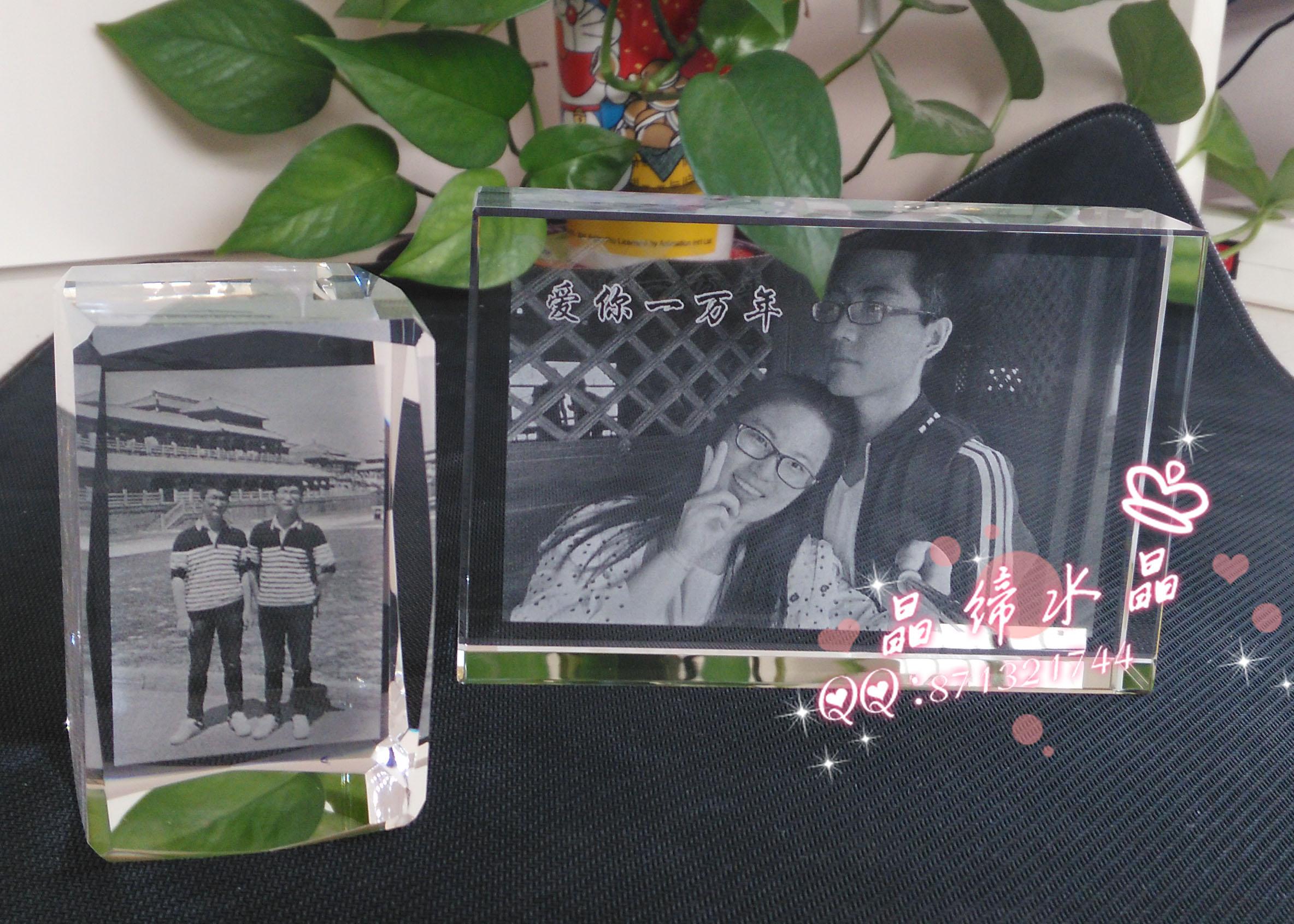 Индивидуальная фотография слово Лазерная гравировка праздничного подарка(Бриллианты такие же вечные) бесплатная доставка по китаю