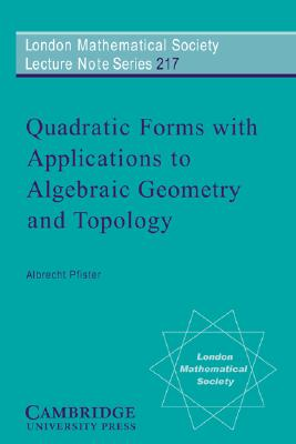 【预售】Quadratic Forms with Applications to Algebraic